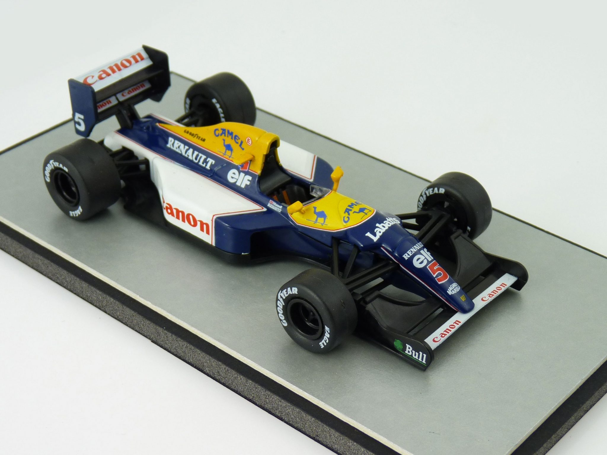 Williams FW14B 1992 Nigel Mansell