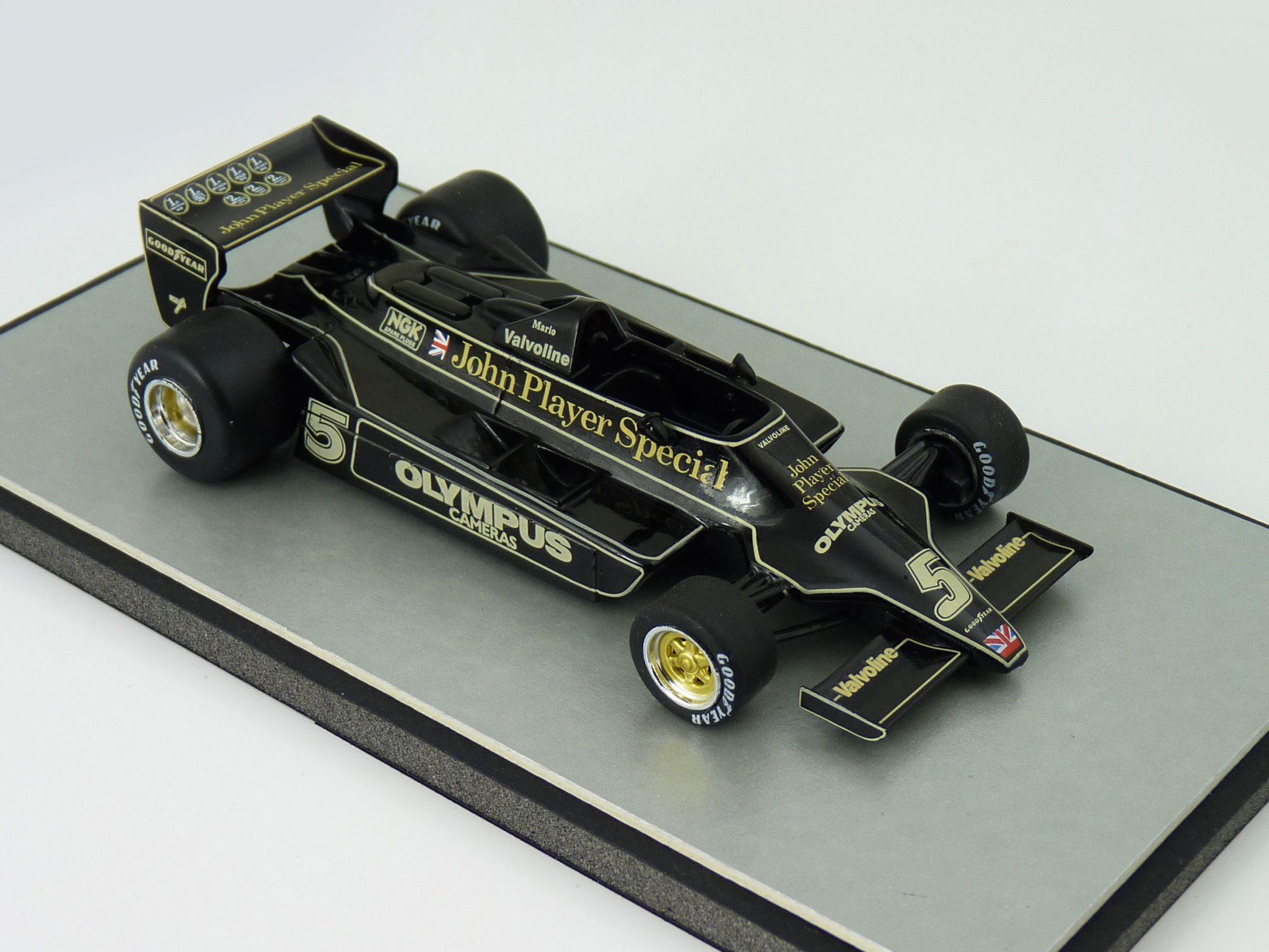 Lotus 79 1978 Mario Andretti