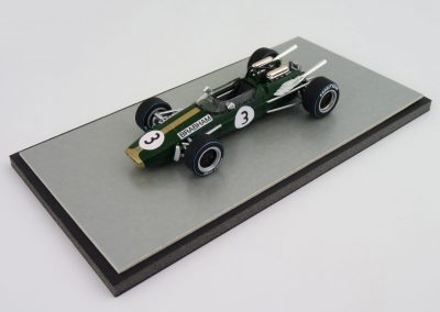 1966 - Jack Brabham Brabham BT19 - F1 Car Collection Conversion