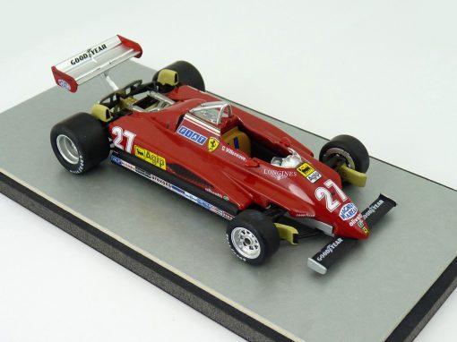 Ferrari 126C2 – Villeneuve