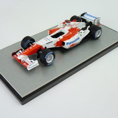 2004 - Jarno Trulli Toyota TF104B - F1CC