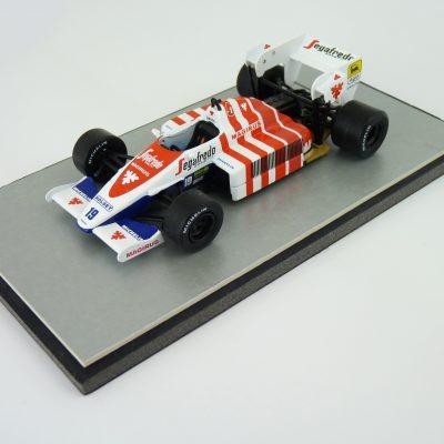 1984 - Ayrton Senna Toleman TG184 - F1CC