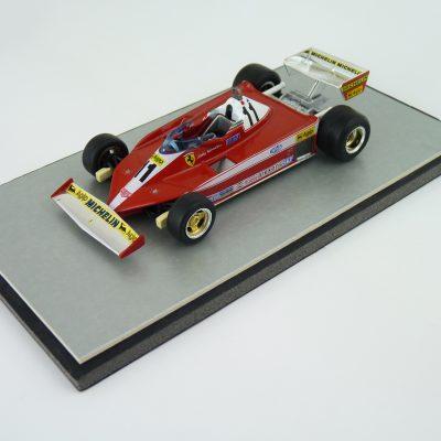 1979 - Jody Scheckter Ferrari 312T3 - F1CC