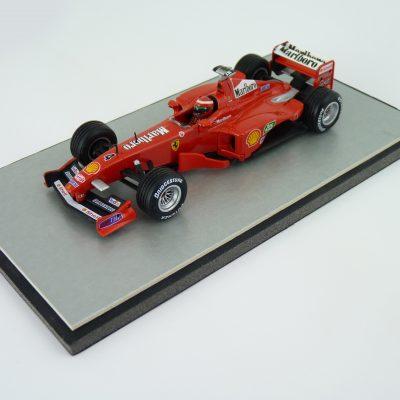 1999 - Eddie Irvine Ferrari F399 - Hot Wheels
