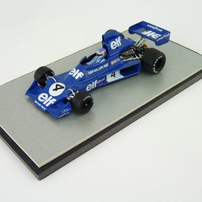 1975 - Patrick Depailler Tyrrell 007 - Minichamps