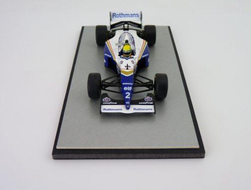 1994 - Ayrton Senna Williams FW16 - Eaglemoss Brazil