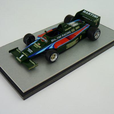 1979 - Mario Andretti Lotus 80 - F1CC