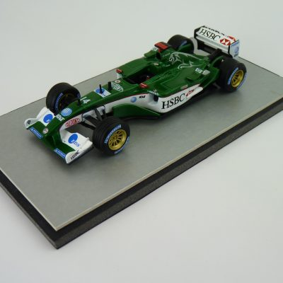 2003 - Mark Webber Jaguar R4 - F1CC