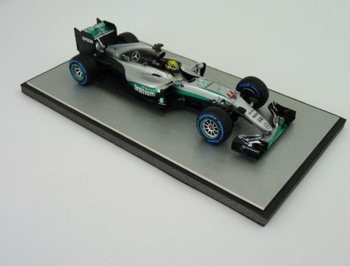 2016- Lewis Hamilton Mercedes F1 W07 Hybrid - Minichamps