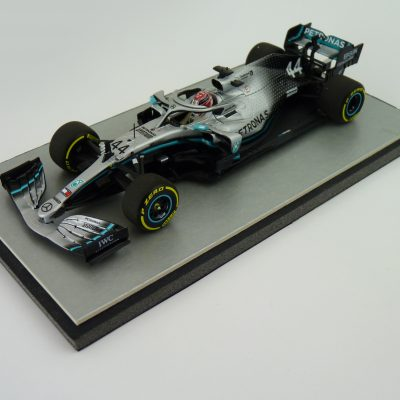 2019- Lewis Hamilton Mercedes W10 EQ Power+ - Minichamps