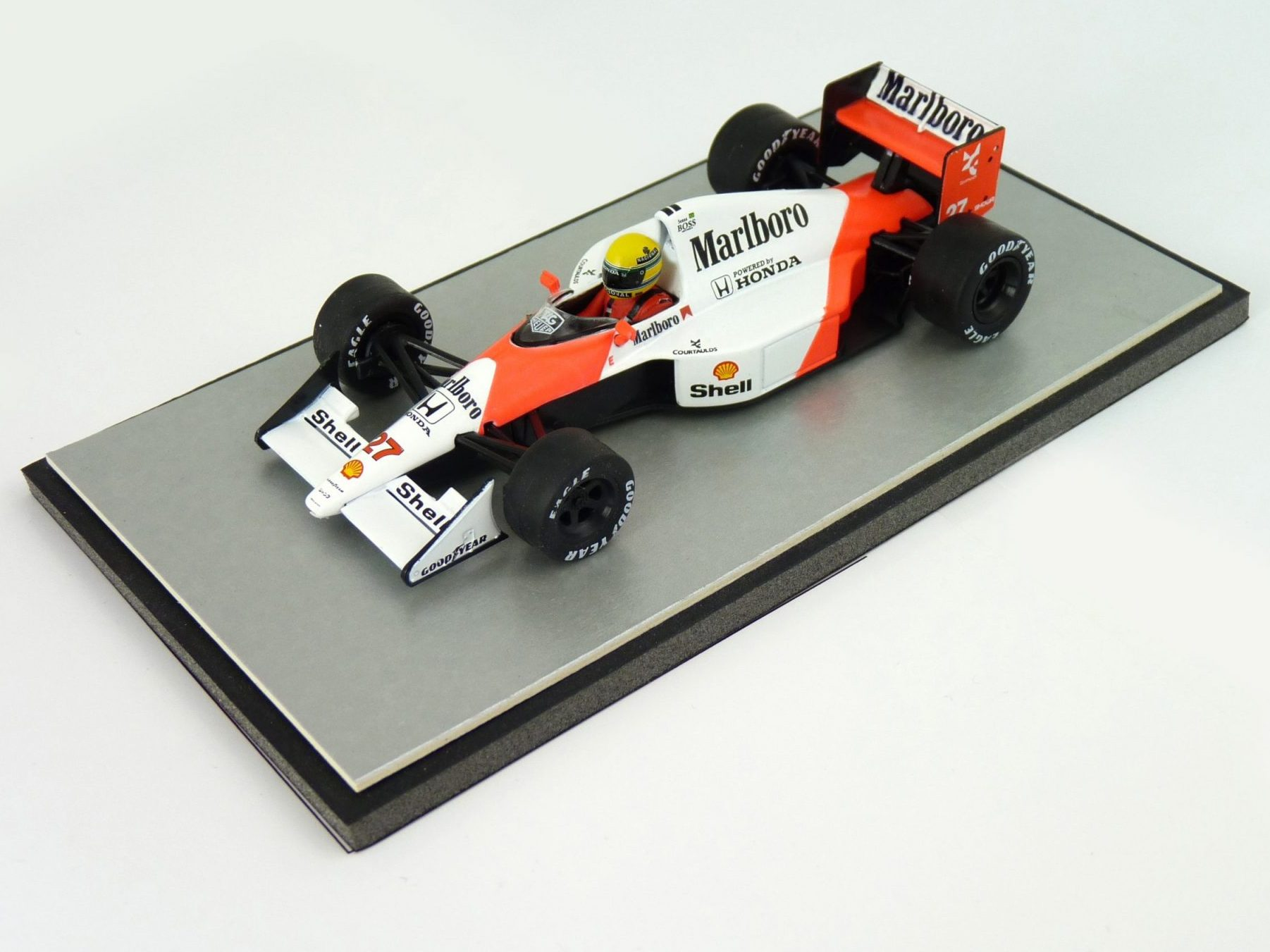 1990 - Ayrton Senna McLaren Honda Mp4/5B - F1CC