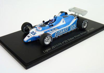 Didier Pironi No: 25