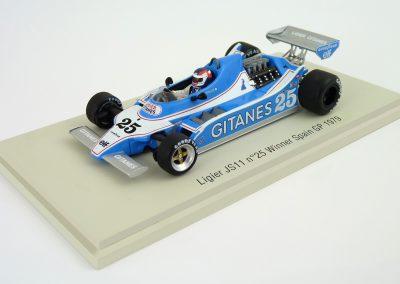 Patrick Depailler No: 25
