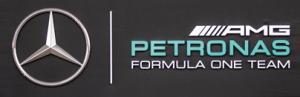 Mercedes AMG Petronas F1 Logo