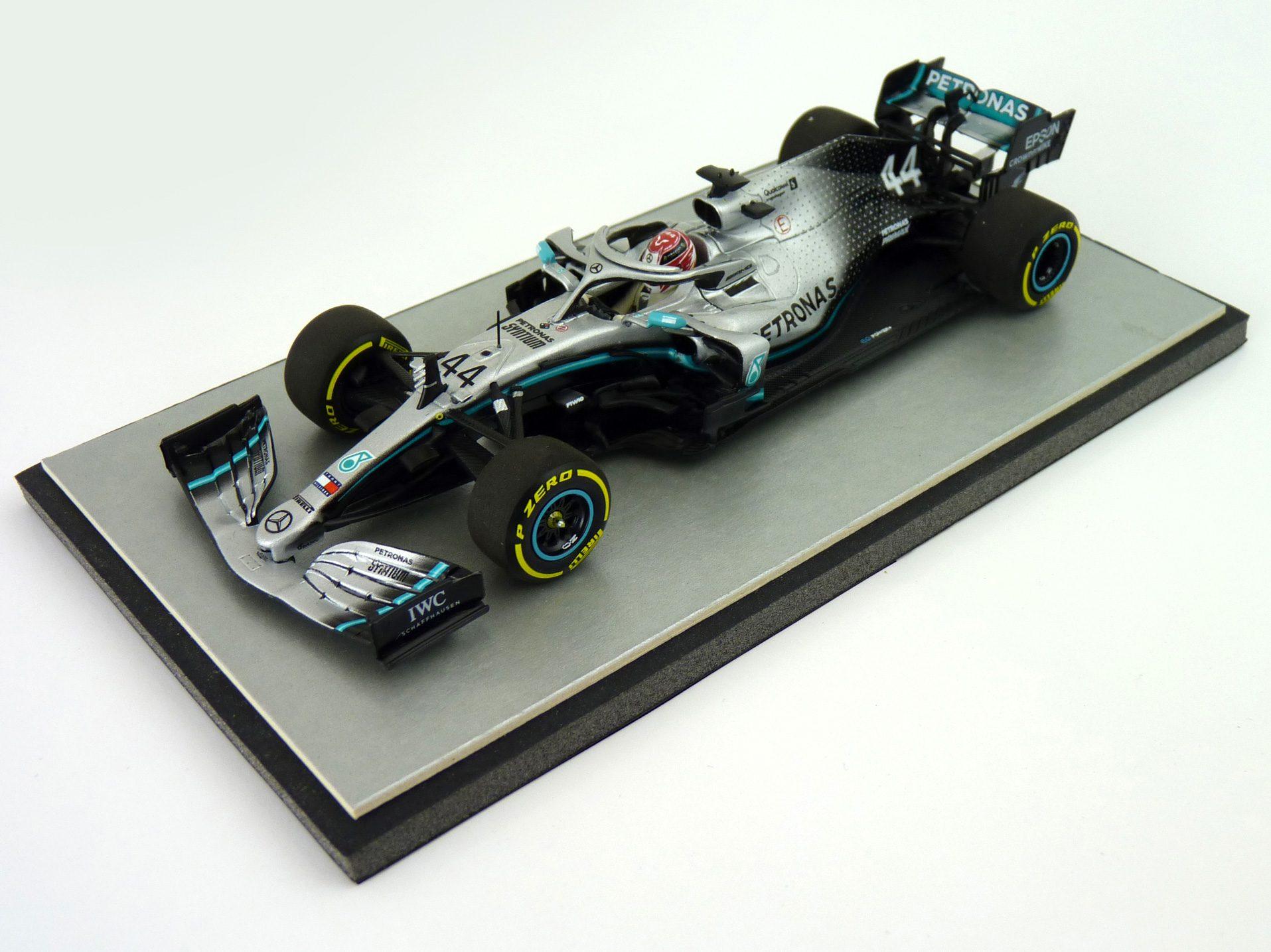 2019- Lewis Hamilton
