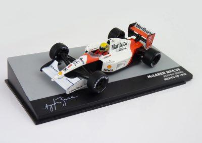 1992 - Ayrton Senna
