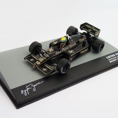 1986 - Ayrton Senna