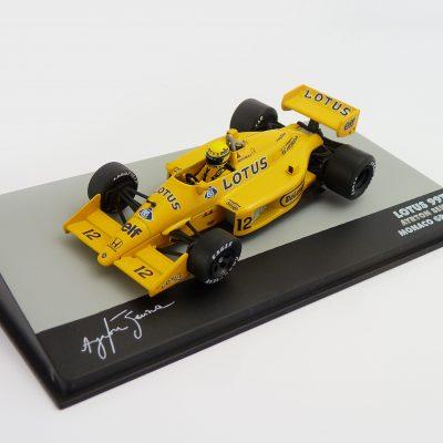 1987 - Ayrton Senna
