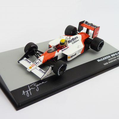 1988 - Ayrton Senna