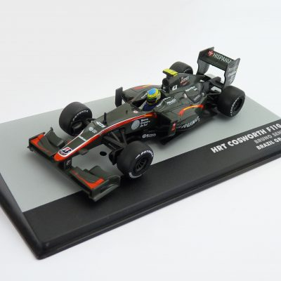 2010 - Bruno Senna