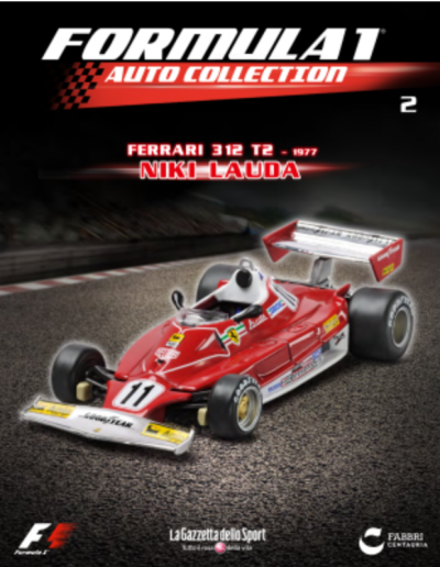 Formula 1 Auto Collection - Issue 002