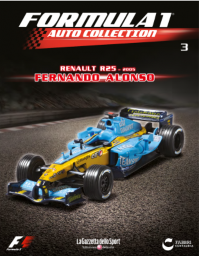 Formula 1 Auto Collection - Issue 003