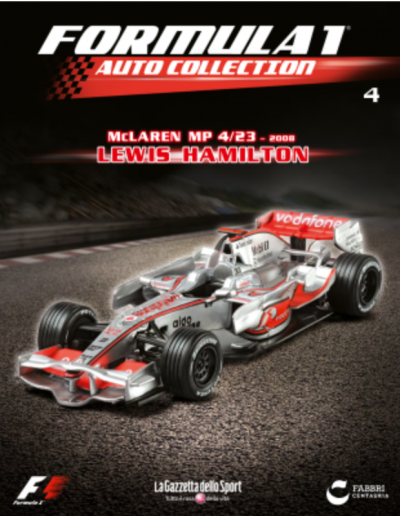 Formula 1 Auto Collection - Issue 004