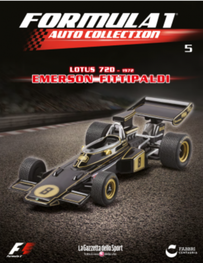 Formula 1 Auto Collection - Issue 005