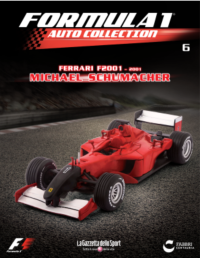 Formula 1 Auto Collection - Issue 006