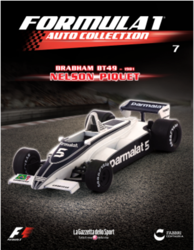 Formula 1 Auto Collection - Issue 007