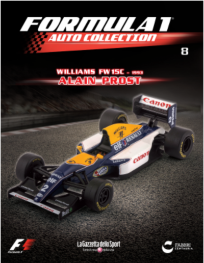 Formula 1 Auto Collection - Issue 008