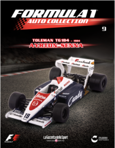 Formula 1 Auto Collection - Issue 009