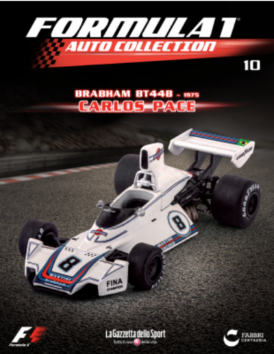 Formula 1 Auto Collection - Issue 010