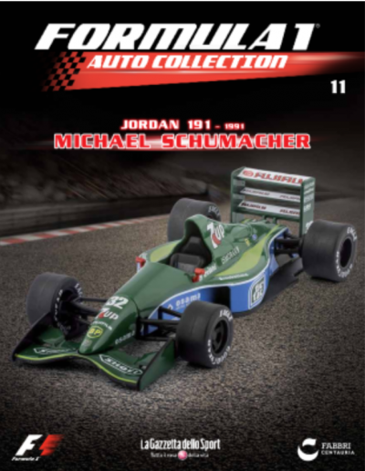 Formula 1 Auto Collection - Issue 011