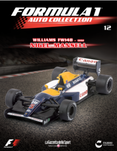 Formula 1 Auto Collection - Issue 012