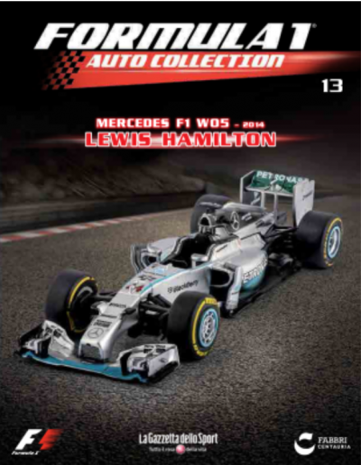 Formula 1 Auto Collection - Issue 013