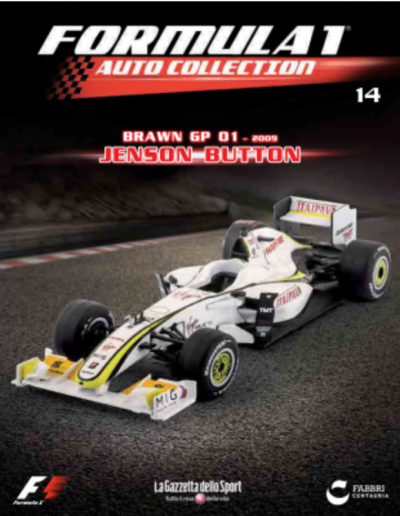 Formula 1 Auto Collection - Issue 014
