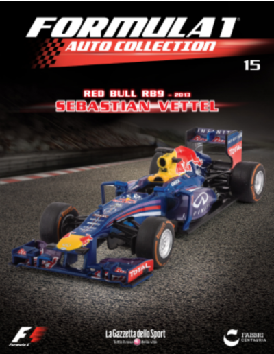 Formula 1 Auto Collection - Issue 015