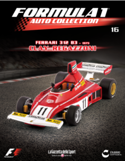 Formula 1 Auto Collection - Issue 016