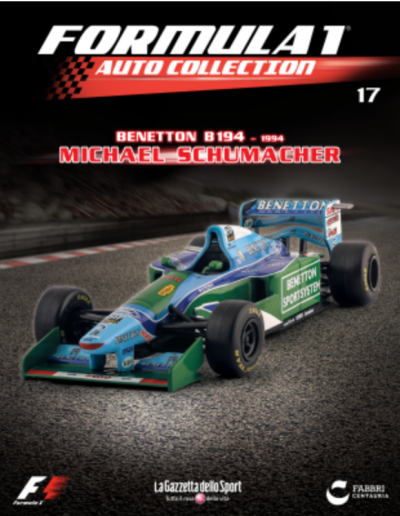 Formula 1 Auto Collection - Issue 017
