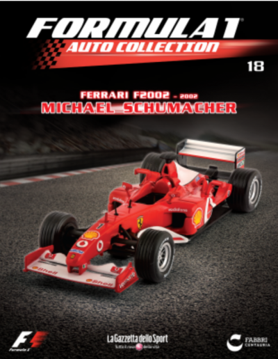 Formula 1 Auto Collection - Issue 018