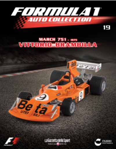 Formula 1 Auto Collection - Issue 019