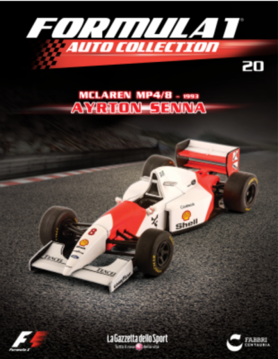Formula 1 Auto Collection - Issue 020