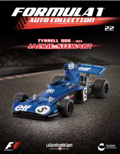 Formula 1 Auto Collection - Issue 022