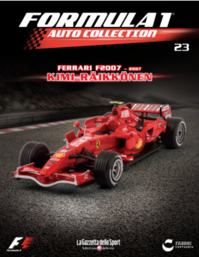 Formula 1 Auto Collection - Issue 023