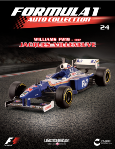 Formula 1 Auto Collection - Issue 024