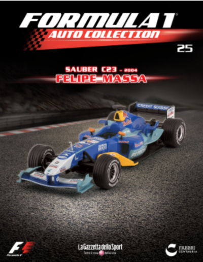 Formula 1 Auto Collection - Issue 025