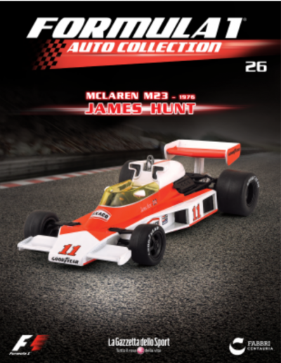 Formula 1 Auto Collection - Issue 026