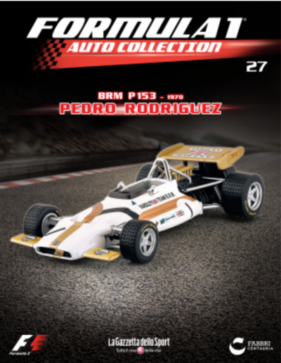 Formula 1 Auto Collection - Issue 027