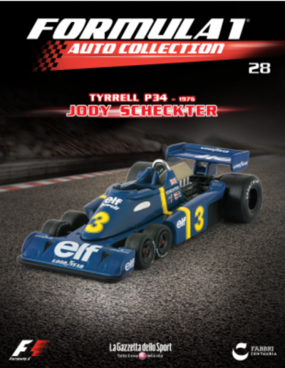 Formula 1 Auto Collection - Issue 028